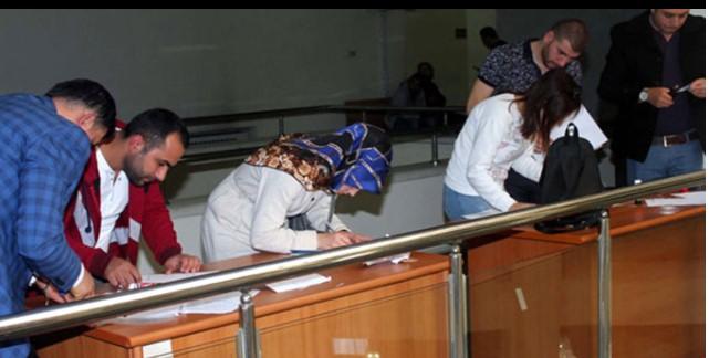 adalet bakanligi 2 bin 500 zabit katibi ve mubasir alacak 35 gebze icin