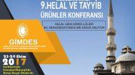 Uluslararası 9. Helal ve Tayyip Ürünler Konferansı