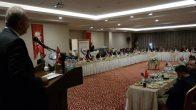 Gebze Ticaret Odası Bazı Komisyon başkan ve Üyeleriyle toplantı yaptı