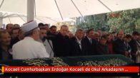 Cumhurbaşkanı Erdoğan'dan Sınıf Arkadaşına İtmit'te Son Görev