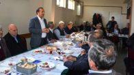 Başkan Toltar, Sarışeyh Derneği'ne Konuk Oldu