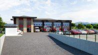 Karamürsel'e itfaiye müfreze binası