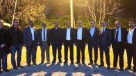 Başkan Toltar, Muhtarlarla Bir Araya Geldi