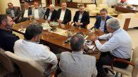"""Karaosmanoğlu,  """"Kandıra'nın kültürünü ve tarımını korumak bizim görevimiz"""""""