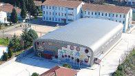 Karamürsel'e Avrupa standartlarında spor salonu