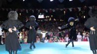 Gölcük'te Uluslararası Halk Dansları Festivali Yapıldı