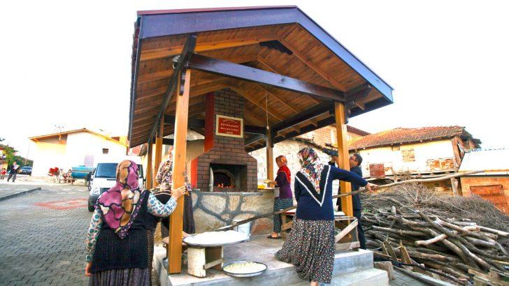 Fırınlar Kocaeli'nin köylerini süslüyor