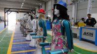 Türkiye'nin ve Dünyanın İlk İnsansı Robot Fabrikası AKINROBOTICS seri üretime başladı