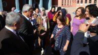 Başkan, Körfez'de spor salonu ve satranç sınıfı açtı