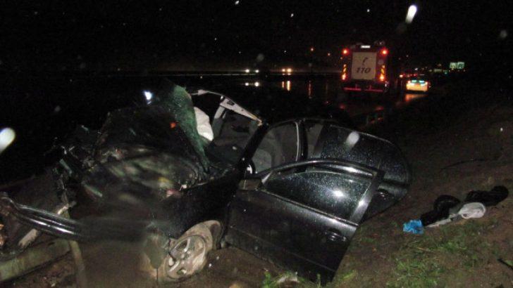 Çayırova'da Otomobil Devrildi: 1 Ölü, 4 Yaralı
