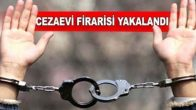İzmit'te Cezaevi Firarisi Yakalandı