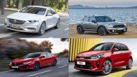 En Güvenli 8 aile arabası