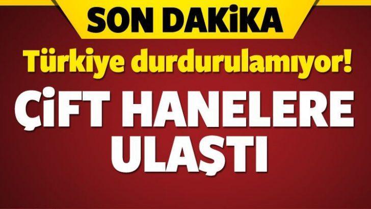 Türkiye ekonomisi yılın üçüncü çeyreğinde yüzde 11,1 büyüdü