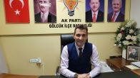 Ak Parti İlçe Başkanı İdris Alp Hürriyet Kaplana sert tepki gösterdi