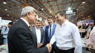 """Karaosmanoğlu, """"Kocaeli Kitap Fuarı, Avrupa'nın en büyüğü olmak için çalışacak"""""""