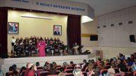 Büyükşehir Çocuk Korosu'ndan neşeli konser