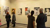 Kursiyerlerden ''Güzel Sanatlar Sergisi''