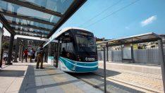 Akçaray'da yolcu sayısı 7 milyonu buldu