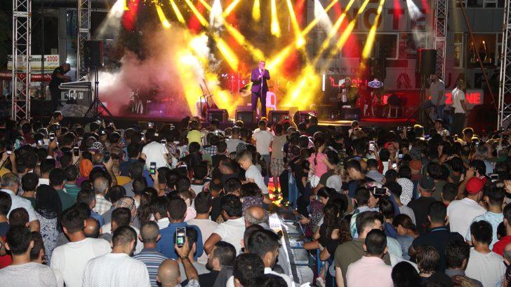 Gebze'de, Yavuz Bingöl coşkusu yaşandı