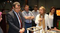 TÜBİTAK Başkanı'ndan Bilim Merkezi'ne ziyaret